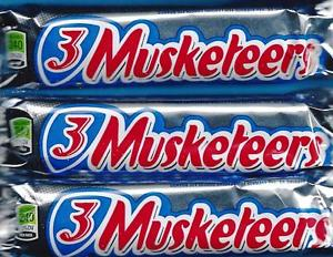 3 Musketeer bar 2